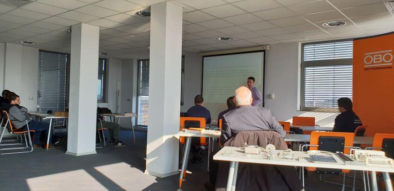 ОБО Беттерманн проведе обучителен семинар в София