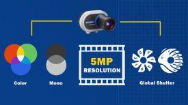 Интелигентни камери за машинно зрение серия ICAM-7000 от <strong>Advantech</strong>