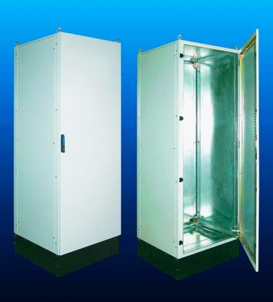 Електромагнитно съвместими правостоящи шкафове BSE