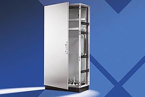 Rittal представя новата система стоящи шкафове VX25 на МТП Пловдив