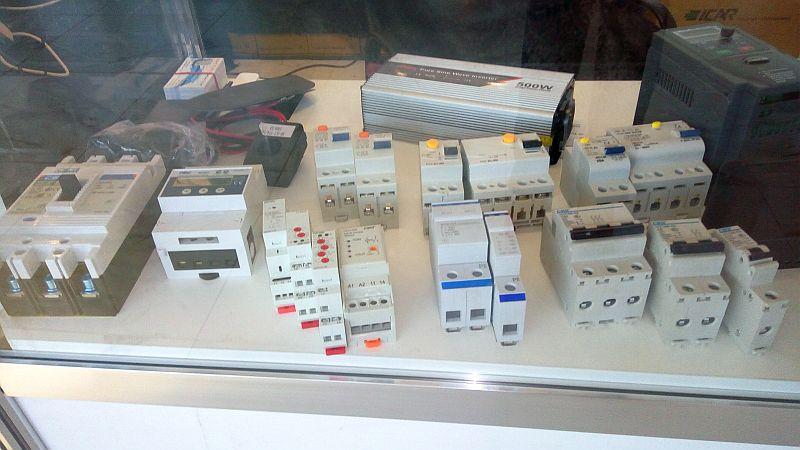 ИКО-ЕЛ представи <strong>електроапаратура</strong> и решения за автоматизация на Стройко 2000