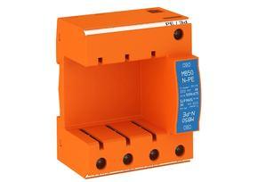 Комбиниран катоден отводител V50 - Тип 1+2 съгласно EN 61643-11