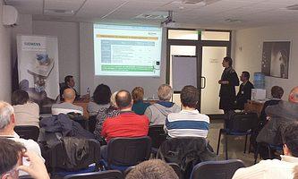 Siemens и КИИП Пловдив проведоха семинар за електропроектанти