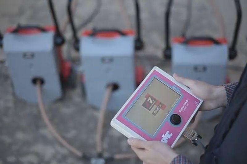 Инжектиране на ток с новия TriRaptor