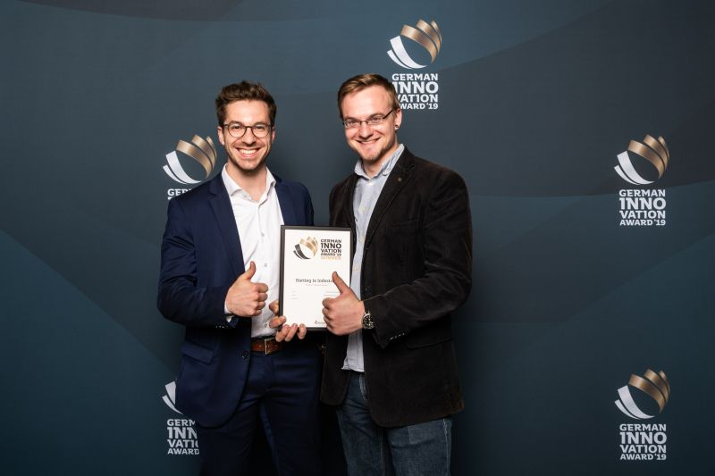 Harting получи Германска награда за иновация за конектора ix Industrial