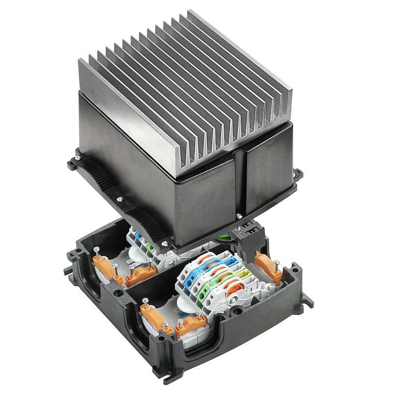 Модулна система за автоматизация FieldPower от <strong>Weid</strong>mueller