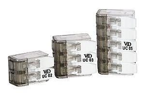 Инсталационни клеми серия UC