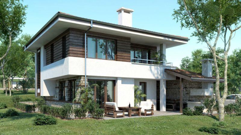 Интер Пауър изгради електроинсталация в еднофамилна къща в Габрово