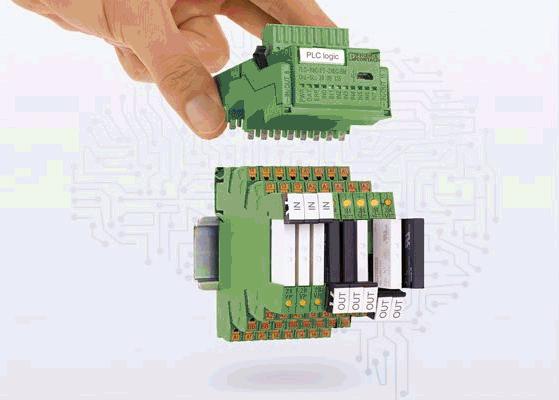 Специална цена за интелигентната релейна система PLC Logic