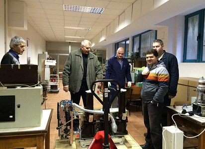 Schneider Electric дари оборудване на Електротехническия факултет в ТУ София