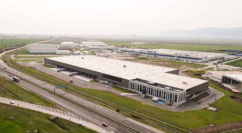 Шнайдер Електрик внедри система за управление на електрозахранването в завода на Либхер