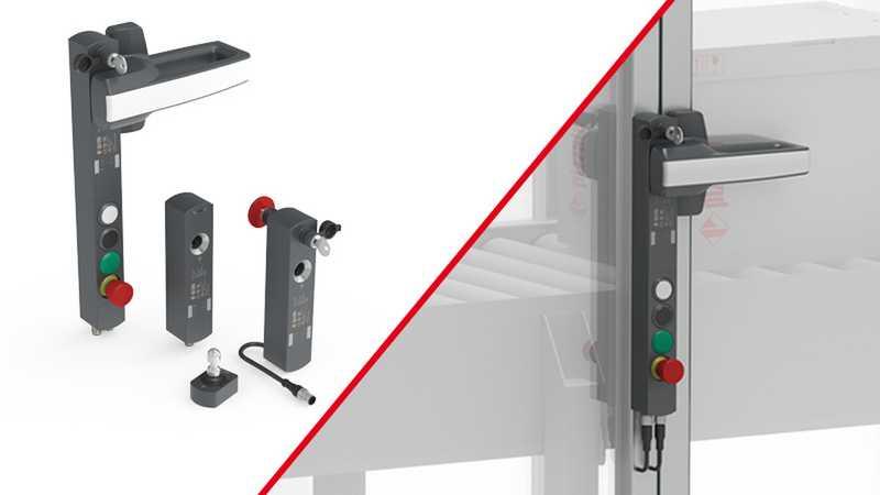 Pizzato представи новите версии на серията предпазни превключватели NS
