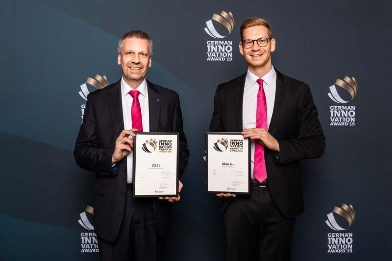 VX25 на Rittal бе отличена с Германска награда за иновация