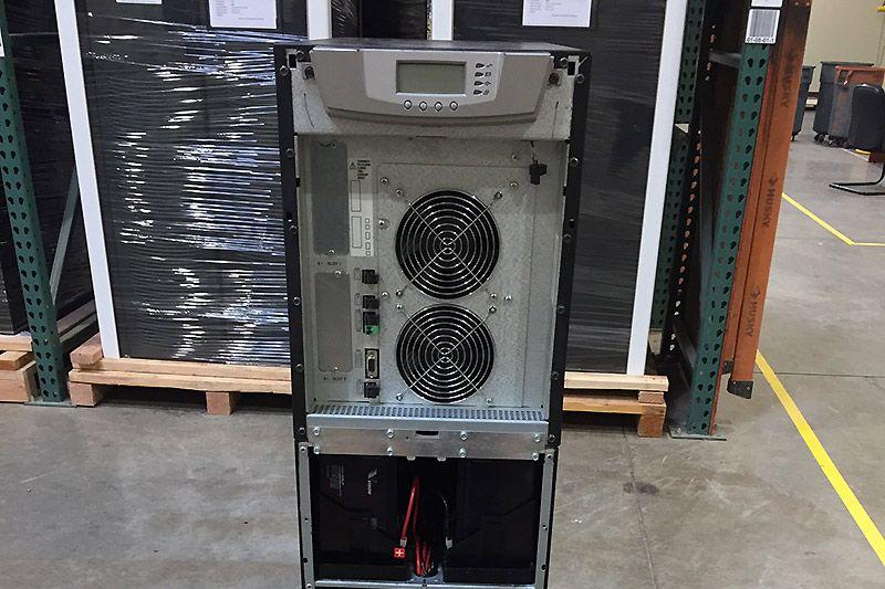 МВР търси доставчик на батерии за непрекъсваемо токово захранване