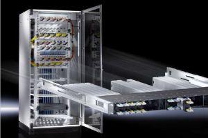 Система за организиране на мрежови кабели