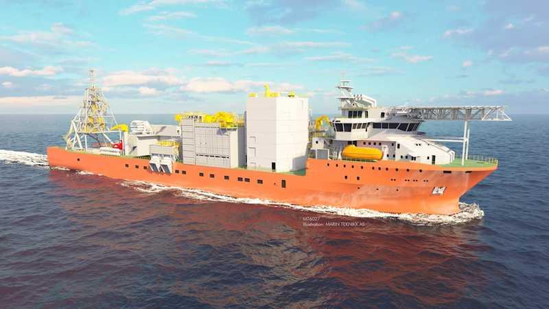 ABB доставя захрванващи системи за най-големия кораб за добив на диаманти на De Beers