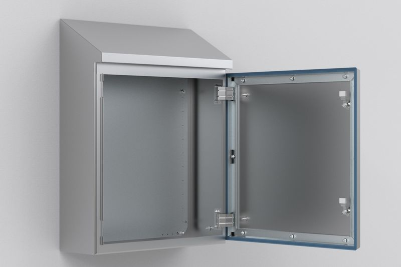 <strong>ВиВ</strong> <strong>Изоматик</strong> въведе на пазара табла с хигиенен дизайн от nVent HOFFMAN