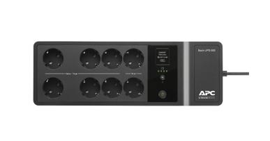 Непрекъсваеми токозахранващи устройства APC Back-UPS 850VA, 230V със защита от пренапрежение от <strong>Schneider</strong> <strong>Electric</strong>