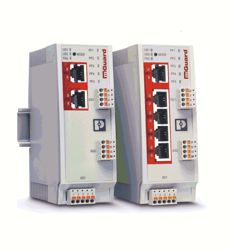 Рутери за мрежова сигурност FL MGUARD 1100 на <strong>Phoenix</strong> <strong>Contact</strong>