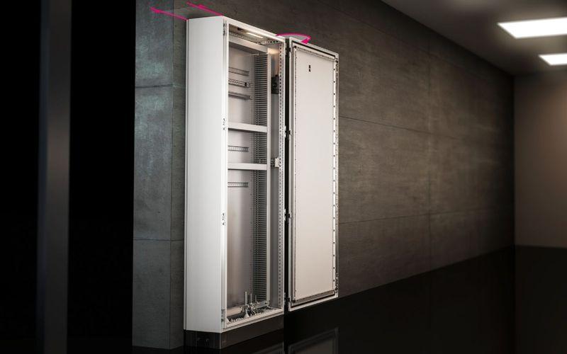 Rittal ще представи новата шкаф-система VX SE на специален уебкаст