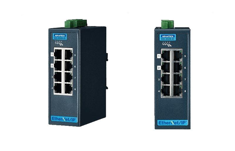 Промишлен Ethernet комутатор EKI-500 на Advantech