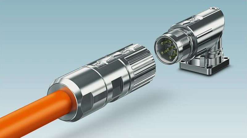 <strong>Phoenix</strong> <strong>Contact</strong> обогати серията кабелни конектори PRO с нови модели