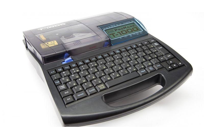 Мобилен термотрансферен принтер ProMark T-1000 на Partex