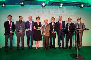 Schneider Electric награди най-успешните си доставчици
