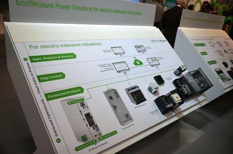 Schneider Electric обяви нова серия продукти за управление на енергията