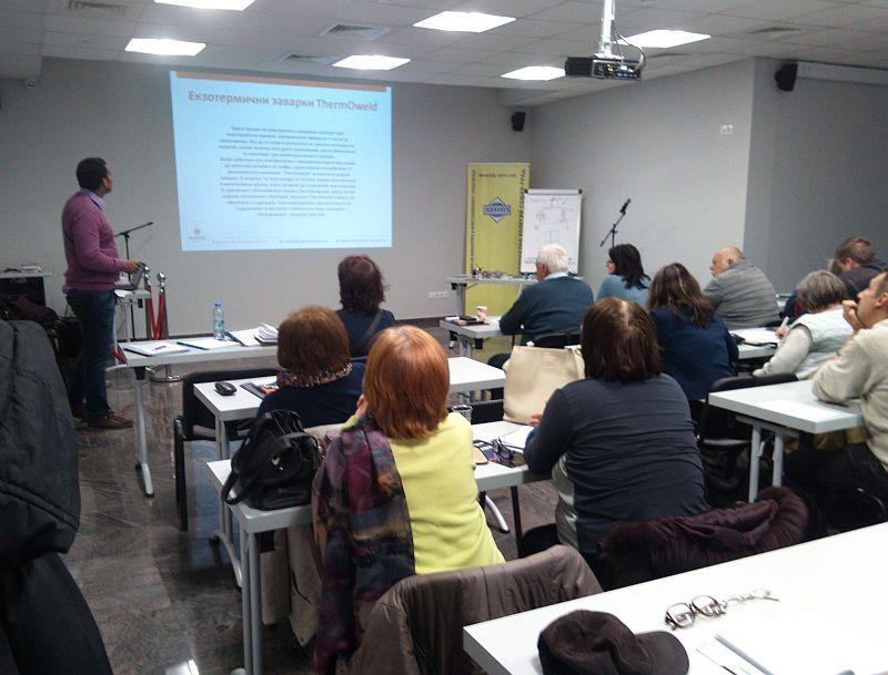 Парадайс Електрик Консулт проведе обучителен семинар за корозия в заземителни инсталации