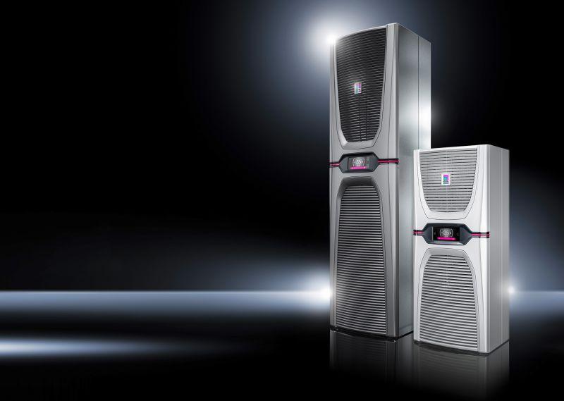 Rittal предлага климатизиращите системи Blue e+ в изпълнение от неръждаема стомана