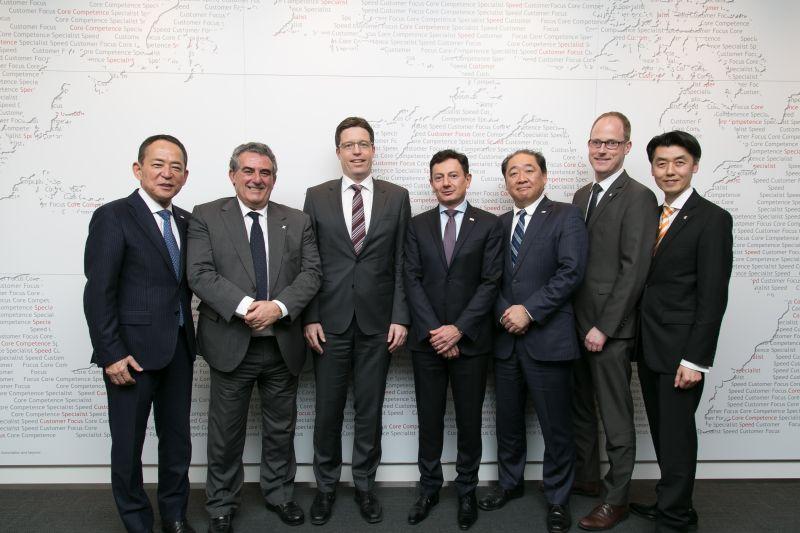 Weidmueller и IDEC стартират стратегическо сътрудничество
