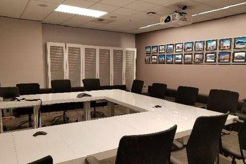 IT шкафове на Rittal бяха представени в централата на Microsoft
