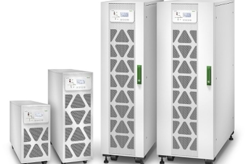 Schneider Electric представи Galaxy Easy UPS 3S