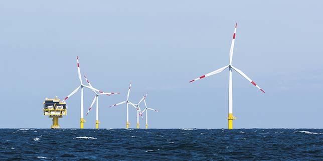 Кабели за вятърни турбини