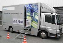 Демонстрационно автошоу на Siemens в България