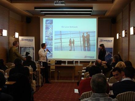 Презентация на online магазина на Шрак Техник