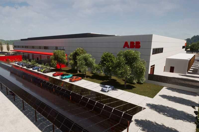 Започна строежът на завода за зарядни станции на ABB в Италия